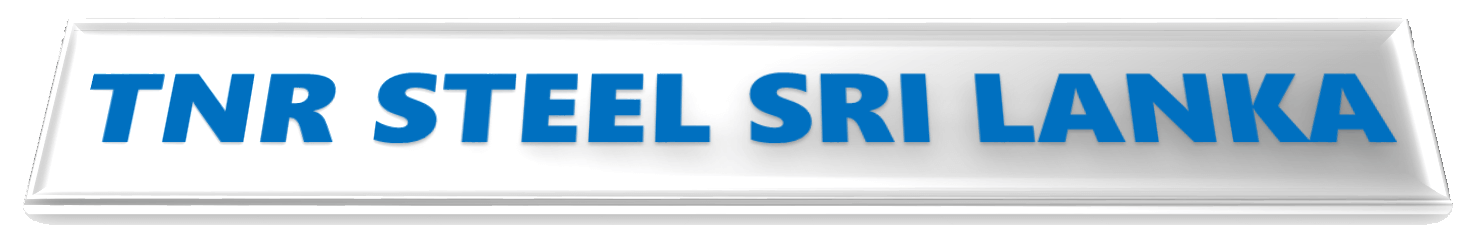 TNR Steel Sri Lanka Website Name Label